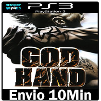 God Hand ** Classico Do Ps2 ** Ps3 Psn - Envio Imediato