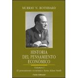 Historia Del Pensamiento Económico Vol 1 Murray N Rothbard