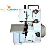 Maquina De Costura Overlock Overloque Portátil C Nf 110/220v