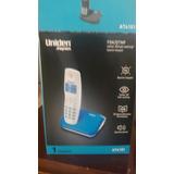 Teléfono Inalámbrico Uniden 4101 Pantalla Led Azul