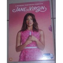 Box Jane The Virgin - 1ª Temporada (5 Dvds) - Lacrado - Fg.
