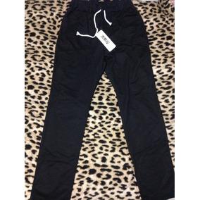 Cal A Bailarina Preta Cotton - Calças Masculino no Mercado Livre Brasil e02a785fd3f
