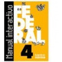 Manual 4 Interactivo - Federal - Ed. Kapelusz