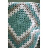 Mantas Tejidas A Mano En Crochet