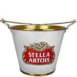 Balde De Gelo Em Alumínio 5litros Stella Artois Ambev