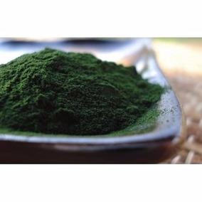 Clorela Em Pó 100%- Algas - 1kg -c/laudo 2020 - Frete Grátis
