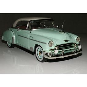 Chevy Bel Air Auto1950 Escala 1:24 De Collection