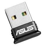 Adaptador Mini Bluetooth Asus Usb-bt400 V4.0 Negro