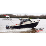 Crucero Cabinado Pony River 760 Reprecentante Oficial 2016