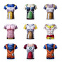 Camisa/camiseta Dragon Ball Z Piccolo Cell Goku Goten Vegeta