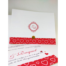 100 Convite Casamento Aniversário 15 Anos Noivado - Promoção