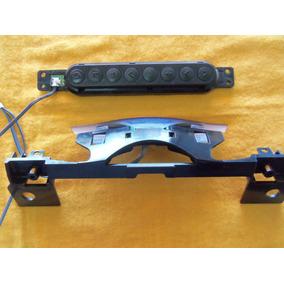 Teclado + Sensor Do Remoto Tv Led Lg 42la6130