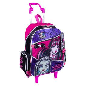 Mochilete Média Monster High