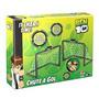 Trave Infantil Chute A Gol Ben 10 - Lider Brinquedos