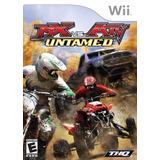 Nintendo Wii Mx Vs. Atv Untamed Lacrado 100% Original