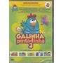 Galinha Pintadinha - Dvd Volume 3 - Lacrado!