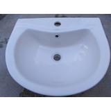 Lavamano De Ceramica Blanco