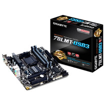 Mother Gigabyte Ga-78lmt-usb3 Am3+ 140w