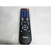 Controle Remoto Tv Philco Tvph14b/ph21/m2 Tubo Original