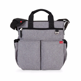 Bolso Maternal Skip Hop 100% Original 200301 Heather Grey