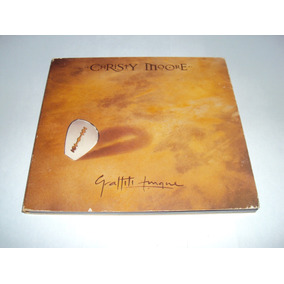 Christy Moore - Graffiti Tongue - Cd Made In Europe 1996