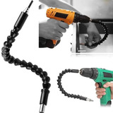 Extensión Eje Flexible Para Taladro 29.5 Cm Desatornillador
