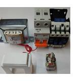 Kit Para Automatizar Tanque Contactor Termica Trafo Y Llave