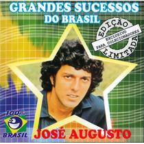 Cd José Augusto Grandes Sucessos Do Brasil