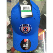 Gorra Deportiva Under Armour Maquina De Cruz Azul *original