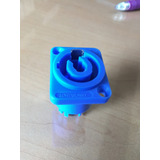Conector Chasis Power-con Venetty 6 Grises 4 Azules