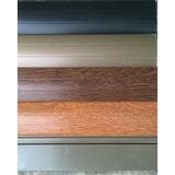 Cortinas, Persianas De Enrollar Aluminio,inyectada Color