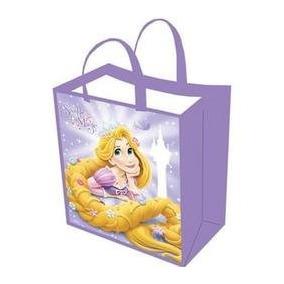 Disney Tangled Rapunzel Bolsa De Asas Reutilizable 14x15x6