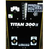 Maquina De Soldar Marca Deca. Titan 300, 250amp.