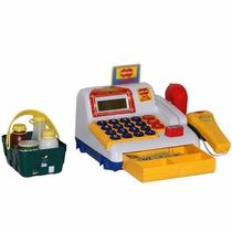Caixa Registradora Infantil Com Som E Luzes - Bel - Unissex