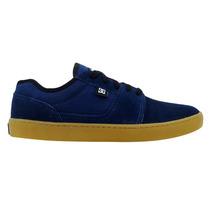 Tênis Dc Shoes Tonik S Couro Varias Cores Frete Gratis