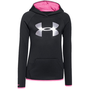 Sudadera Ua Coldgear Fleece Storm Niña Under Armour Ua430