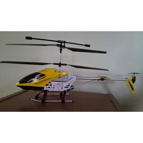 Helicoptero Radiocontrol Remoto Grande Cn Luces Zona Sur Gba