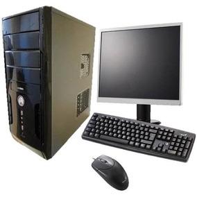 Computador Completo Novo Core 2 Duo 2gb Hd 80gb Wifi Barato
