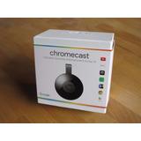 Google Chromecast 2 Nueva Original Apple Smart Tv