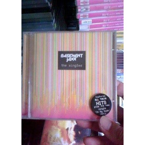Cd Do Basement Jaxx -the Singles ,lacrado!
