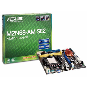 # Placa-mãe Amd Asus M2n68-am-se2 + Processador Athlon X2