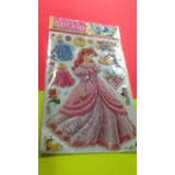 Stickers Decorativos Infantiles Calcomanias Princesas