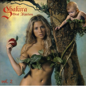 Shakira - Oral Fixation Vol.2 / Cd Original