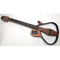 Violão Flat Vazado Marquês Nv 0912 Fishman Musical Baruk