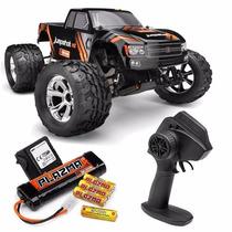 Hpi Jumpshot Monster Truck Rtr Hpi115116 Radio Controle Rc