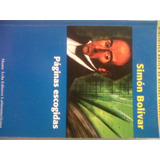 Libro Paginas Escogidas De Simon Bolivar