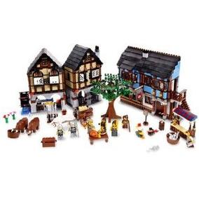 Lego Castillo Mercado Medieval Pueblo (10193)