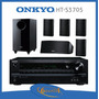 Onkyo Hts-7705- Hometheater 5.1.2 Wifi Bt Spotify- Recoleta