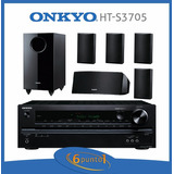 Onkyo Ht-s3705 - Home Theater 5.1 Bluetooth 100w- Recoleta