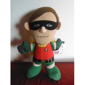 Peluche Robin From Batman Dc Comics By Bleacher Creatures